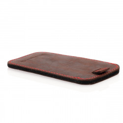g.4 iPhone 5 Sleeve Leder