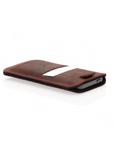 g.4 iPhone 5 Sleeve Leder Earth