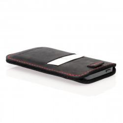 g.4 iPhone 5 Sleeve Leder Night