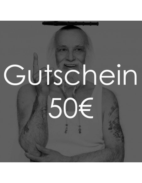 GIFT VOUCHER - 50 EURO