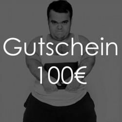 GESCHENKGUTSCHEIN - WERT 100 EURO