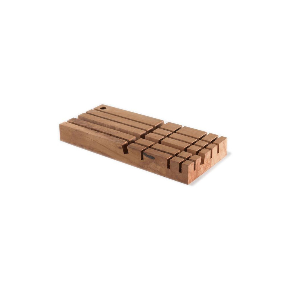 iPad Air wood dockingstation