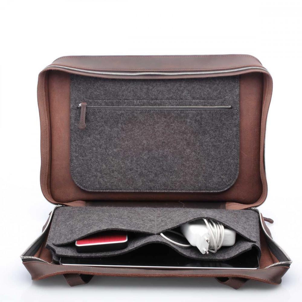 """ZIP MacBook Pro 13"""" Tasche earth"""