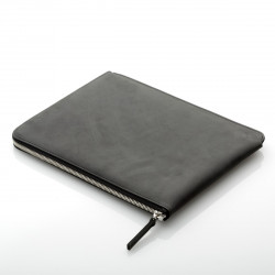 ZIP Sleeve iPad 2/3/4 Leder Night