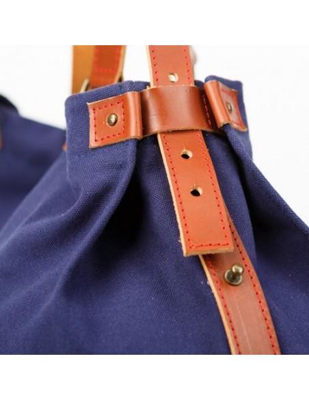 germanmade BIG BAG - XXl Shopper indigo