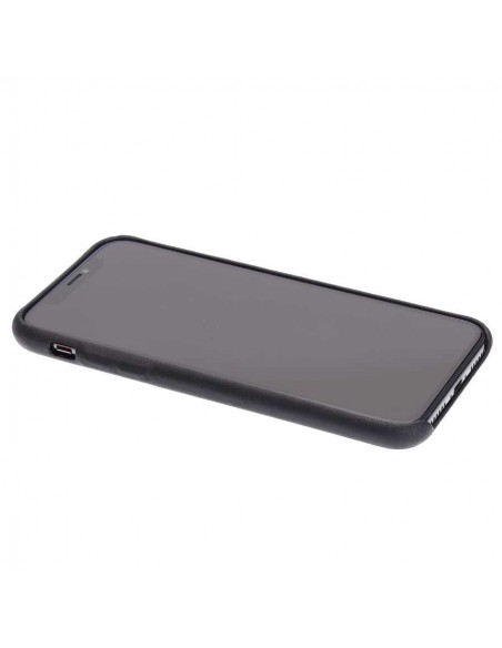 iPhone X Leder Bumper