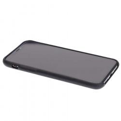 iPhone XS Leder Bumper