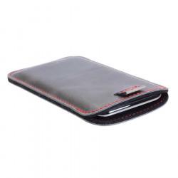 g.4 iPhone XI Lederhülle earth, night, vintage und stone
