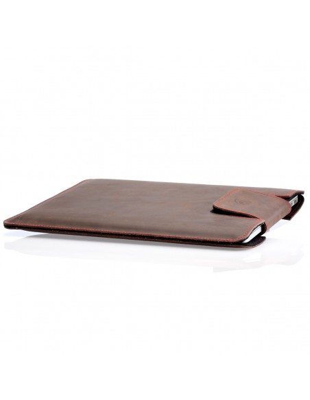 "MacBook Pro Retina 15"" Tasche Leder earth"