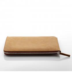ZIP Sleeve iPad mini Leder vintage