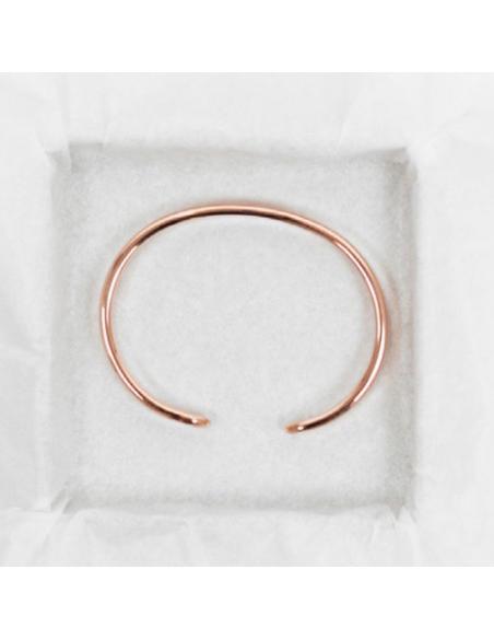 Armreif Kupfer Copper Lois Mathar Packaging