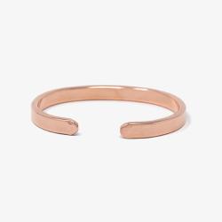 Lois Mathar Armreif Kupfer / Bracelet  Copper