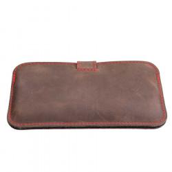 g.2 iPhone SE leather sleeve