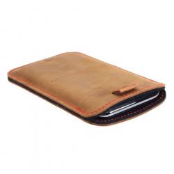 g.4 iPhone 12 Pro Lederhülle earth, night, vintage und stone
