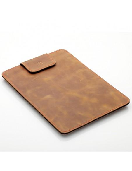 "10.9"" iPad Air Lederhülle, Tasche Leder, Sleeve mit Lasche vintage"
