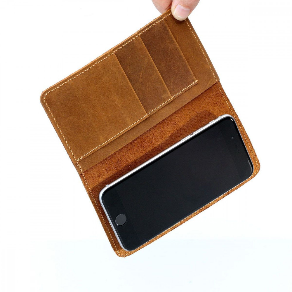 iPhone SE Ledercase 2020 – Case und Portemonnaie