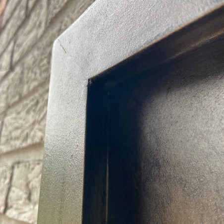Objektrahmen Stahl A4 Anthrazit