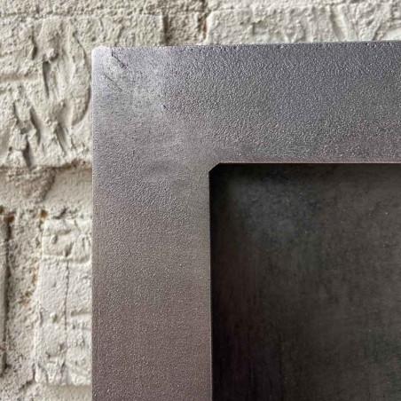 Objektrahmen und Bilderrahmen Stahl A3 Anthrazit