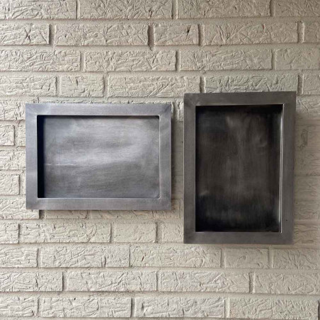 Object and Picture Frame Steel A3 Anthracite