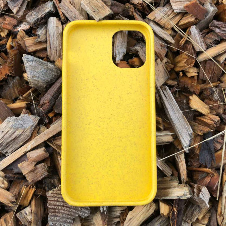 iPhone 12 Bio Case - biodegradable and sustainable iPhone Case in Sun