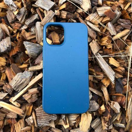 iPhone 12 Bio Case in ocean / blau - kompostierbares und nachhaltiges iPhone Case
