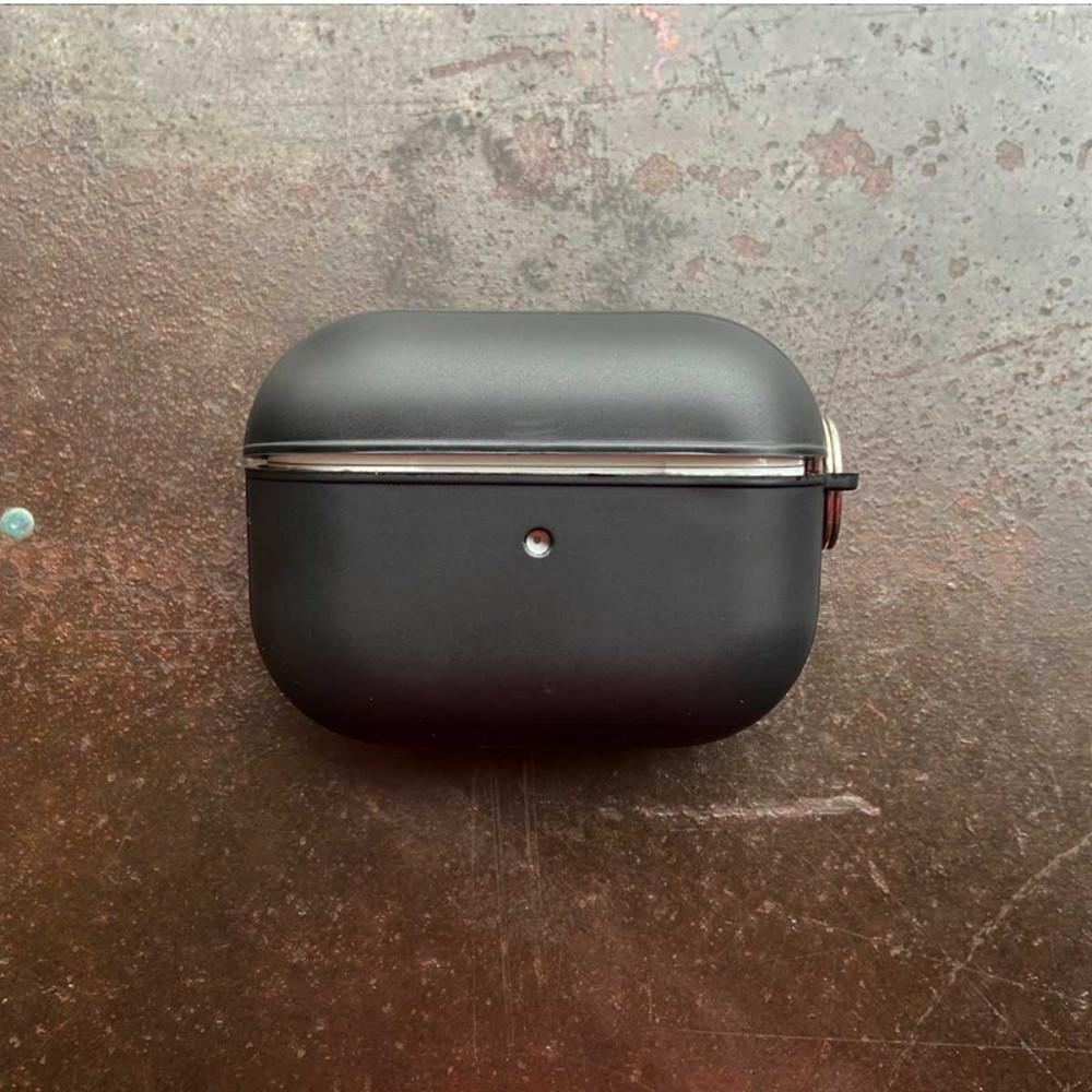 AirPods Bio Case & AirPods Pro Bio Case, kompostierbar, in schwarz und rot verfügbar