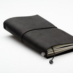 g.book Kalender - Kalender Set - nachfüllbarer Jahreskalender aus Leder