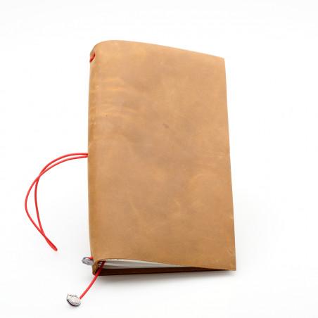 g.book organizer calender - calendar set - refillable - leather