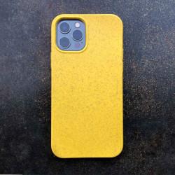 iPhone 13 Eco Case -Yellow - Biodegradable. Vegan. Plasticfree. The green iPhone case.