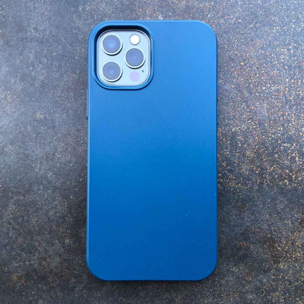 iPhone 13 Pro Bio Case in ocean / blau - biodegradable, plasticfree and sustainable iPhone Case