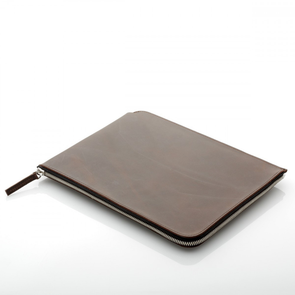 ZIP Sleeve iPad mini Leder Earth