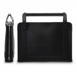 "Ledertasche DIN MacBook Pro 13"" night"