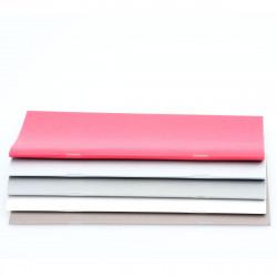 Blank notebook - set of 3